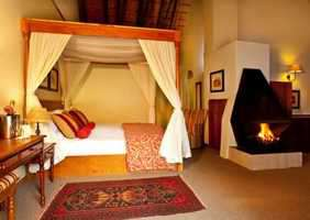 cavern drakensberg resort & spa superior suite